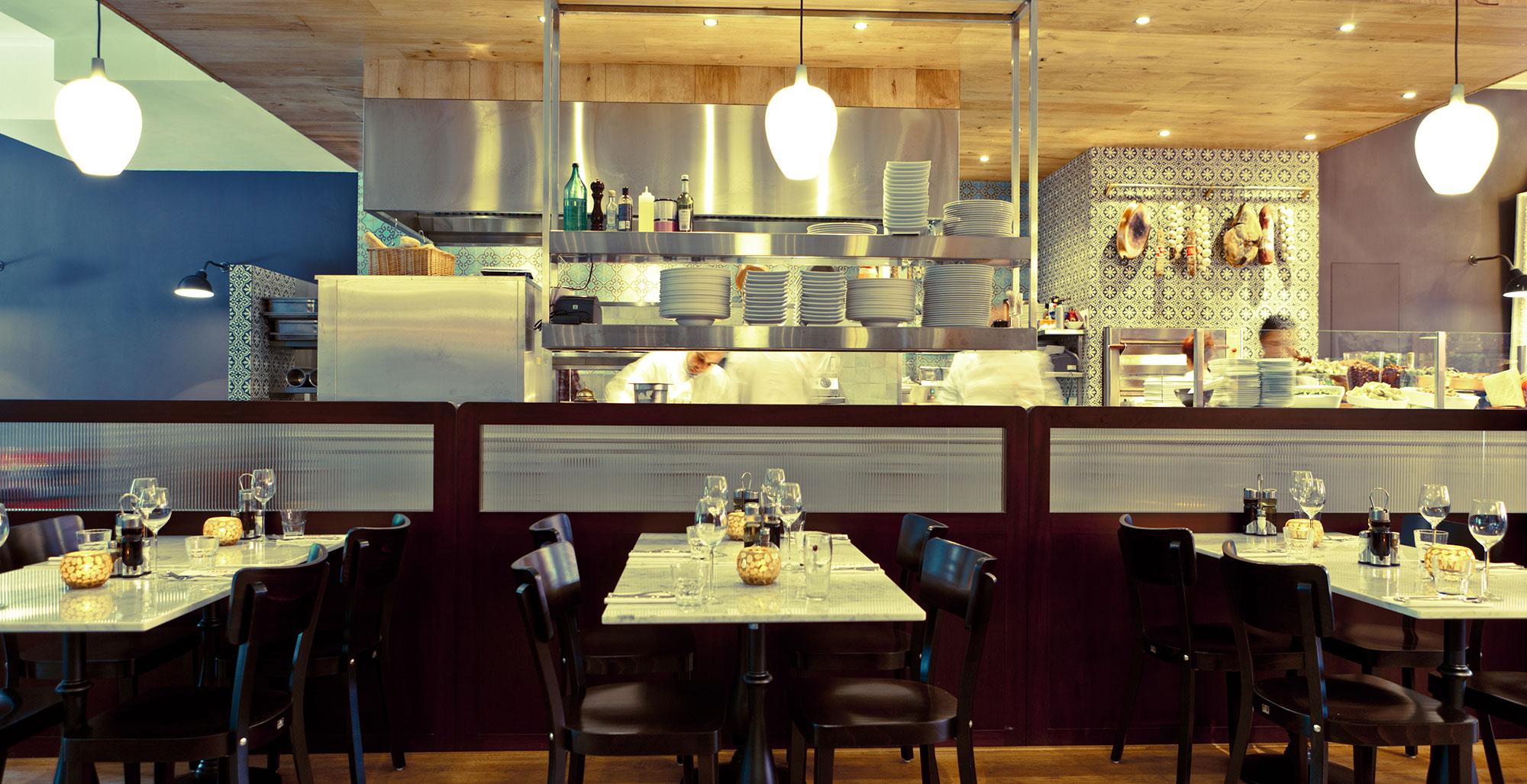 Restaurant De Markt vlakbij Tivoli Vredenburg uit eten